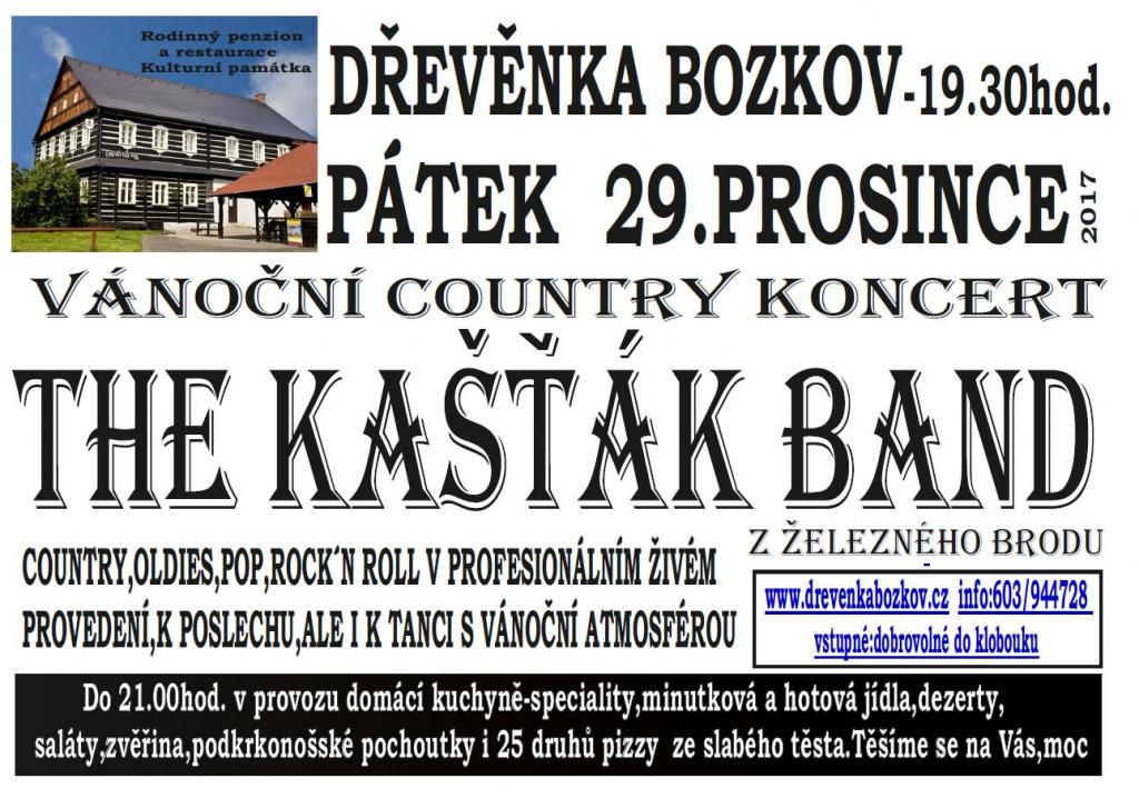kastak-band-vanoce-2017